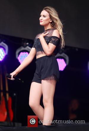 Little Mix and Perrie Edwards - Barclaycard presents British Summer Time - Hyde Park - London, United Kingdom - Sunday...
