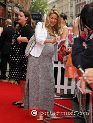 Claire Sweeney - 'Pudsey: The Movie' UK premiere at Vue West End - Arrivals - London, United Kingdom - Sunday...