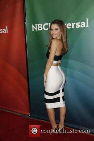 Maria Menounos - Celebrities attend NBCUniversal's 2014 Summer TCA Tour - Day 2 - Arrivals at THE BEVERLY HILTON HOTEL....