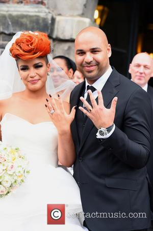 Eva Simons and Sidney Samson