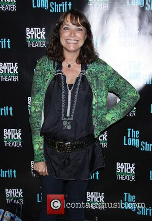 Karen Allen - Opening night of The Long Shrift at the Rattlestick Playwrights Theater - Arrivals. - New York, New...