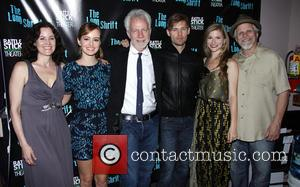 Ally Sheedy, Ahna O'reilly, Robert Boswell, Scott Haze, Allie Gallerani and Brian Lally
