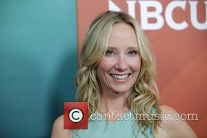 Anne Heche - Celebrities attend NBCUniversal's 2014 Summer TCA Tour - Day 2 - Arrivals at The Beverly Hilton hotel...
