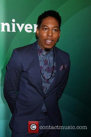 Deitrick Haddon - 2014 NBCUniversal Press Tour held at The Beverly Hilton hotel - Day 2- Arrivals - Beverly Hills,...