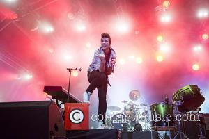 Bastille - Bastille performing live at Somerset House in London - London, United Kingdom - Tuesday 15th July 2014