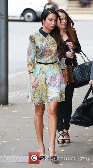 Tulisa Contostavlos - Tulisa Contostavlos arrives at Southwark Crown Court on day 2 of her trial - London, United Kingdom...