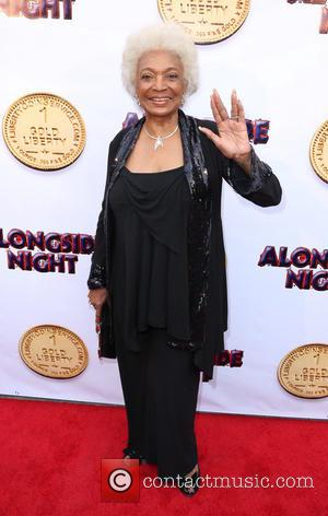 Nichelle Nichols - Special screening of 'Alongside Night' in Beverly Hills - Arrivals - Los Angeles, California, United States -...