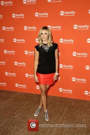 Ashley Tisdale - Disney   ABC TCA 2014 Summer Press Tour at Beverly Hilton Hotel - Los Angeles, California, United...
