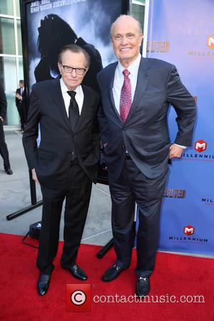 Larry King - Premiere of 'Persecuted' held at ArcLight Cinemas - Arrivals - Los Angeles, California, United States - Tuesday...