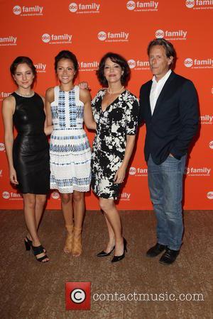 Haley Ramm, Italia Ricci, Mary Page Keller and Steven Weber - 2014 Television Critics Association Summer Press Tour - Disney...