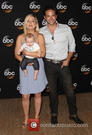 Kirsten Storms, Brandon Barash and Harper Rose