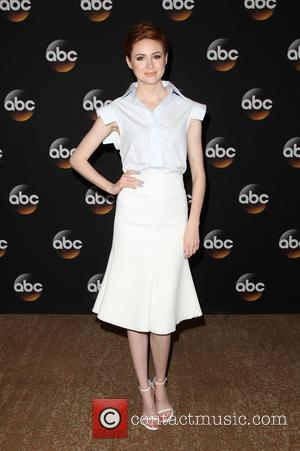 Karen Gillan - Disney | ABC TCA 2014 Summer Press Tour held at The Beverly Hilton Hotel - Arrivals -...