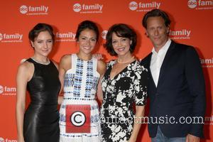 Haley Ramm, Italia Ricci, Mary Page Keller and Steven Weber - Disney ABC TCA 2014 Summer Press Tour - Arrivals...