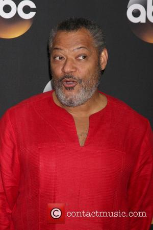 Laurence Fishburne - Disney ABC TCA 2014 Summer Press Tour - Arrivals - Beverly Hills, California, United States - Tuesday...