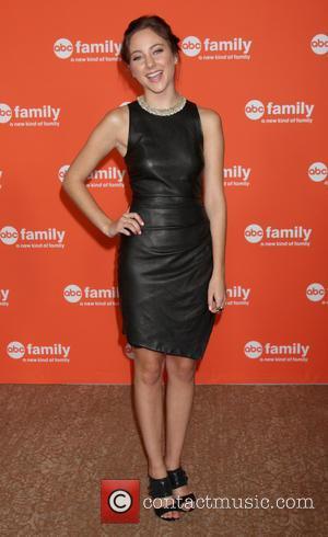 Haley Ramm - Disney ABC TCA 2014 Summer Press Tour held at Beverly Hilton Hotel - Arrivals - Beverly Hills,...