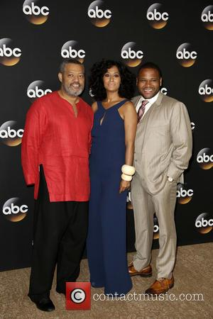 Laurence Fishburne, Tracee Ellis Ross and Anthony Anderson