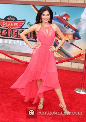 Joyce Giraud - Disney's \Planes: Fire & Rescue\ - Los Angeles Premiere - Hollywood, California, United States - Tuesday 15th...