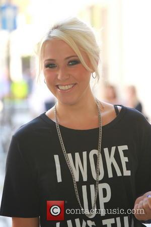 Amelia Lily - Celebrities at the BBC Radio 1 studios - London, United Kingdom - Tuesday 15th July 2014