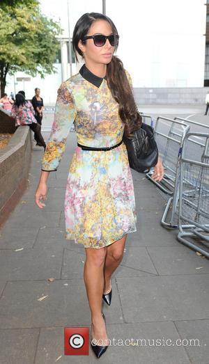 Tulisa Contostavlos - Tulisa Contostavlos At Southwark Crown Court in London - London, United Kingdom - Tuesday 15th July 2014
