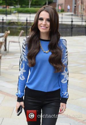 Cher Lloyd - Cher Lloyd leaves the Key 103 Radio Station - Manchester, United Kingdom - Wednesday 16th July 2014