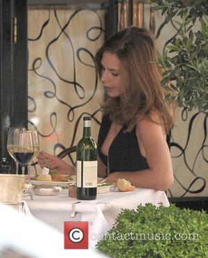 Trinny Woodall - Charles Saatchi and girlfriend Trinny Woodall enjoy meal outside Scott's Seafood restaurant in Mayfair. Trinny revealed a...