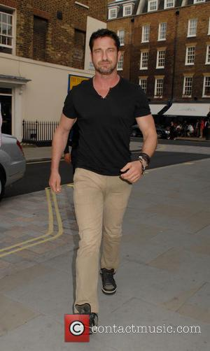 Gerard Butler - Celebrities arriving at Chiltern Firehouse in Marylebone - London, United Kingdom - Wednesday 16th July 2014