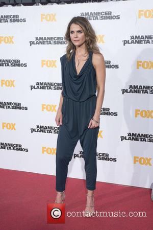 Keri Russell - Madrid premiere of 'Dawn of the Planet of the Apes' held at Capitol Cinema - Arrivals -...