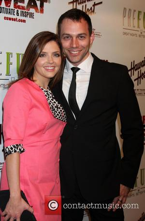 Jen Lilley and Jason Wayne - 2014 ESPY Awards After Show Dinner Party held at Palm Restaurant - Arrivals -...