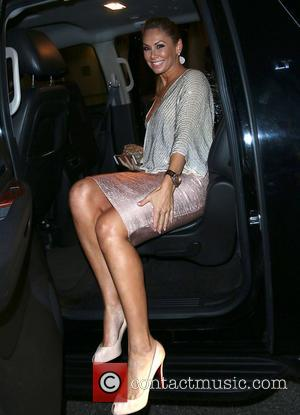 Kym Johnson - 2014 ESPYs Awards held at L.A. Live - Departures - Los Angeles, California, United States - Wednesday...