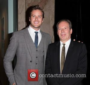 Armie Hammer and Hans Zimmer