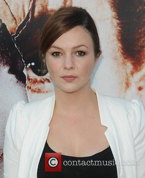 Amber Tamblyn - 'Twin Peaks - The Entire Mystery' Blu-ray Disc collection release event held at the Vista Theater -...