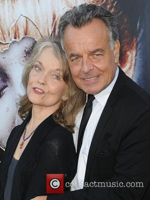 Grace Zabriskie and Ray Wise