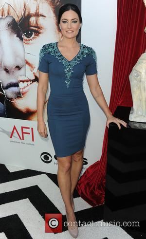 Madchen Amick - 'Twin Peaks - The Entire Mystery' Blu-ray Disc collection release event held at the Vista Theater -...