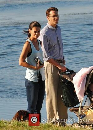 Katie Holmes and Ryan Reynolds