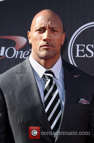 Dwayne Johnson - 2014 ESPYS Awards - Arrivals - Los Angeles, California, United States - Wednesday 16th July 2014