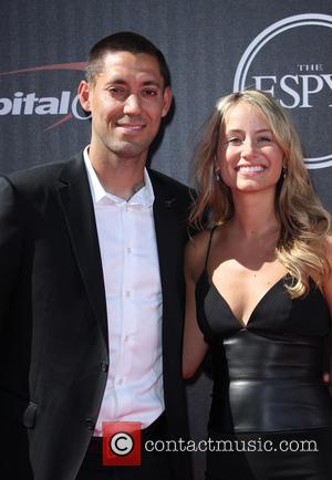 Bethany Dempsey and Clint Dempsey