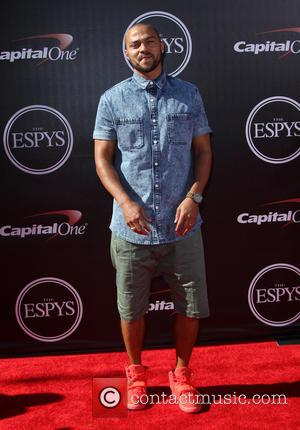 Jesse Williams - 2014 ESPYS Awards - Arrivals - Los Angeles, California, United States - Wednesday 16th July 2014