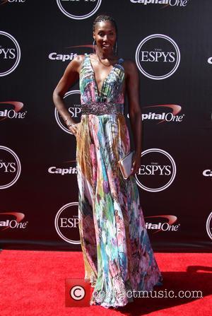 Lisa Leslie - 2014 ESPYS Awards - Arrivals - Los Angeles, California, United States - Wednesday 16th July 2014