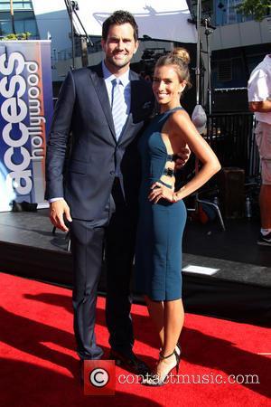 Matt Leinart and Renee Bargh