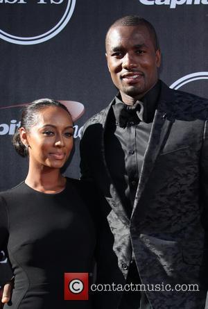 Serge Ibaka and Keri Hilson
