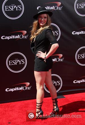 ZZ Ward - 2014 ESPYS Awards - Arrivals - Los Angeles, California, United States - Wednesday 16th July 2014
