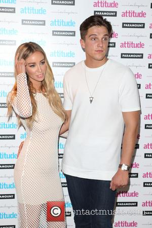 Lauren Pope and Lewis Bloor