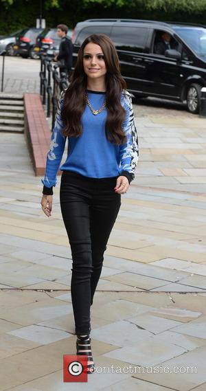 Cher Lloyd - Cher Lloyd arrives at Key 103 Radio Station - Manchester, United Kingdom - Wednesday 16th July 2014