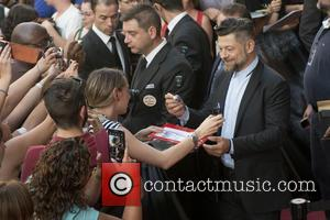 Andy Serkis - 'Dawn of the Planet of the Apes'  Madrid premiere at Capitol Cinema - Arrivals - Madrid,...