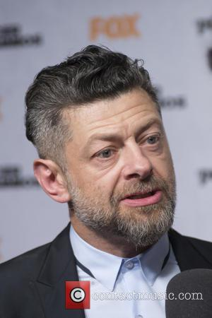Andy Serkis - 'Dawn of the Planet of the Apes'...
