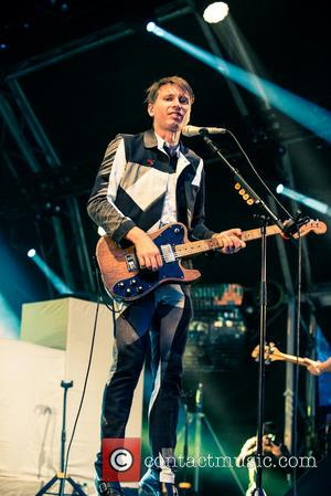 Alex Kapranos - Franz Ferdinand perform live for 'Summer Series at Somerset House' - London, United Kingdom - Wednesday 16th...