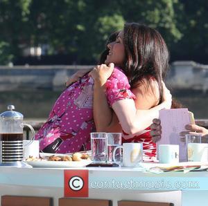 Susanna Reid and Sophie Ellis Bextor