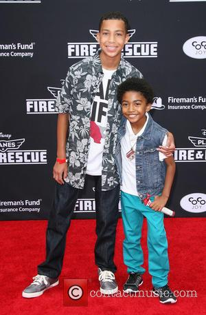 Marcus Scribner and Miles Brown