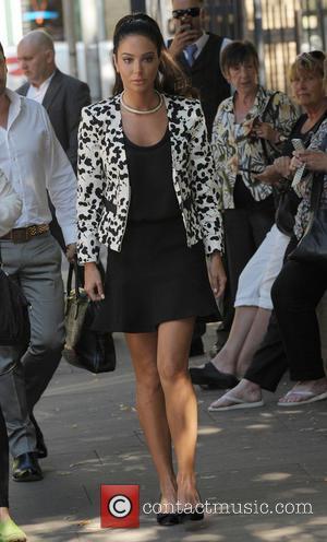 Tulisa Contostavlos - Tulisa Contostavlos arriving at Southwark Crown Court - London, United Kingdom - Wednesday 16th July 2014
