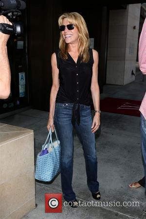 Vanna White - Vanna White leaving Wolfgang after having lunch in Beverly Hills - Los Angeles, California, United States -...